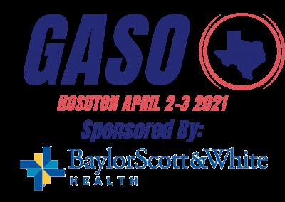 Houston GASO Tip-Off
