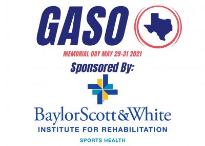 GASO Memorial Day Weekend